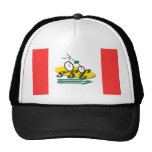 t-shirts mesh hat
