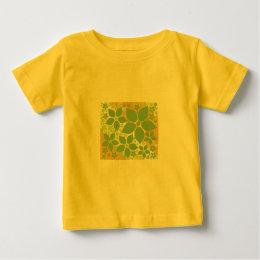 T-Shirts Tees Summer Citrus Flowers ✿, template