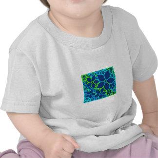 T-shirts Tees Tops shirts Blue Lime Sublime ✿ Shirts