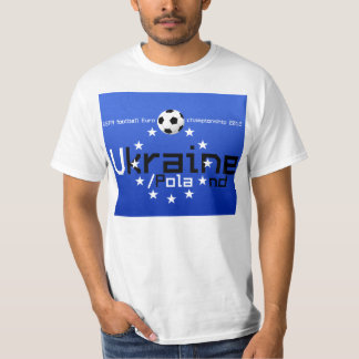 T-shirts to the Euro 2012 championship