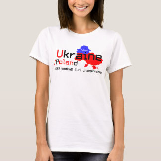 T-shirts to the Euro 2012 football championship