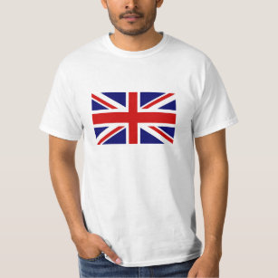 a53a5f9f Union Jack T-Shirts - T-Shirt Design & Printing   Zazzle