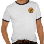 T-shirtsunsettexture Tee Shirts