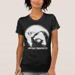 T-shirtzazzle, reinado y lápida mortuoria Caf'e de Camisetas
