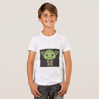 T shorts child servant boy T-Shirt