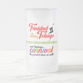 T&T Home of...Souvenir2 Frosted Mug