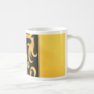T-T Letter charactor Challenging Top success Coffee Mug