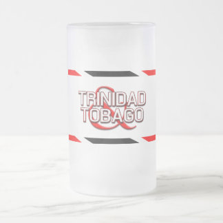 T&T Souvenir Frosted Mug