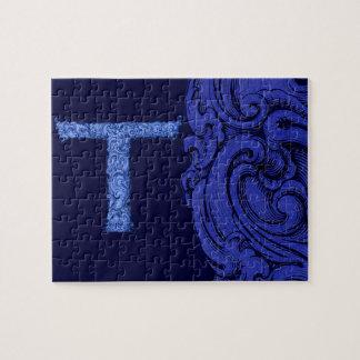 T - The Falck Alphabet (Initial) Puzzle