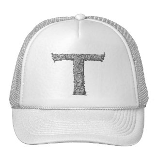 T - The Falck Alphabet (Silvery) Trucker Hat