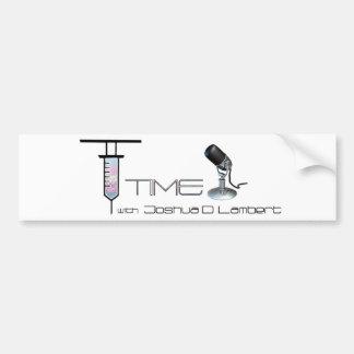 T-Time Buper Sticker