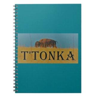 T-tonka (Buffalo) Notebook