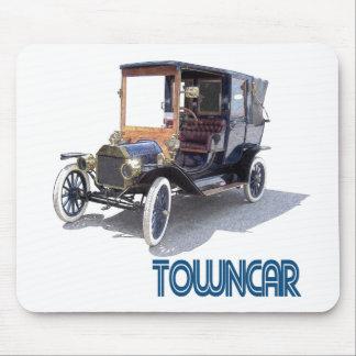 T Towncar Mouse Pad