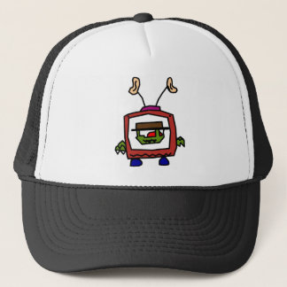 T.V. Beastie Trucker Hat