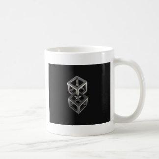 T w o C u b e s Coffee Mug