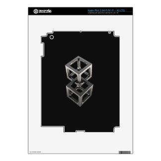 T w o C u b e s Skins For iPad 3