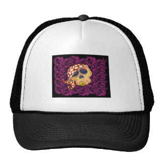 t.watson graphic trucker hat