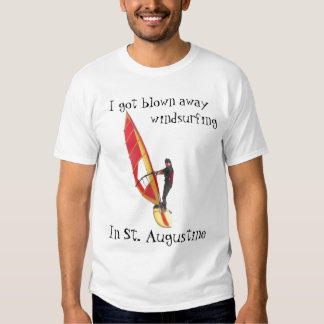 T Windsurfing Camisas