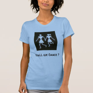 T with 2 dancers T-Shirt