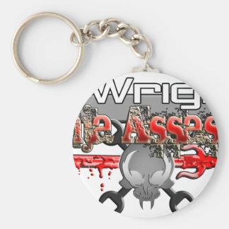 T. Wright Ninja Assassin Zx14 Key Chains
