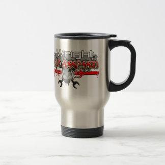 T. Wright Ninja Assassin Zx14 Mug