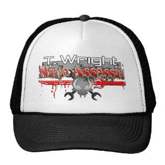 T. Wright Ninja Assassin Zx14 Trucker Hat