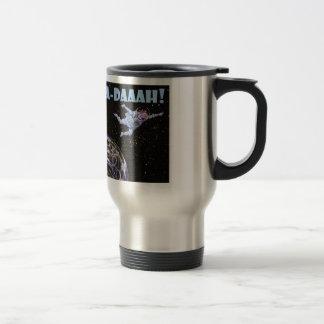 Ta-Daaah! 15 Oz Stainless Steel Travel Mug