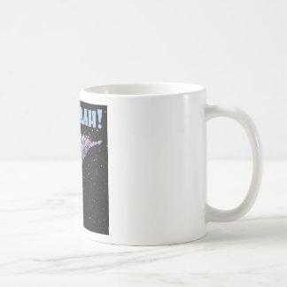 Ta-Daaah! Classic White Coffee Mug
