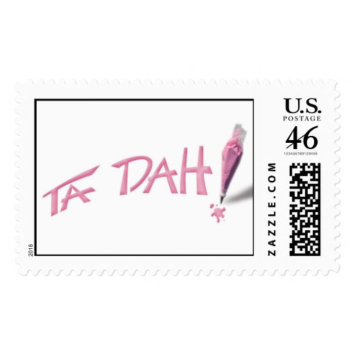 Ta Dah Stamps
