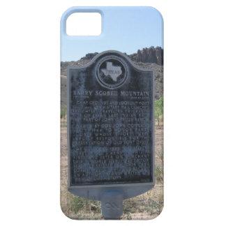 TA DE LA BAYA SCOBEE, FUERTE DAVIS, TX iPhone 5 FUNDAS