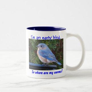 TA- Early bird mug