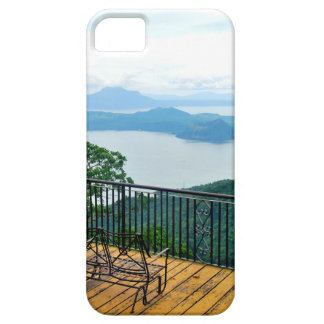Taal Volcano in Tagaytay iPhone SE/5/5s Case
