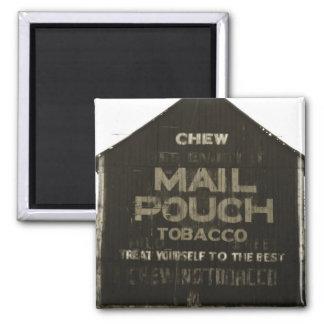 Tabaco de la bolsa de correo del Chew - final anti Imanes De Nevera
