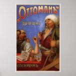 Tabaco del imperio ruso que hace publicidad de 190 posters
