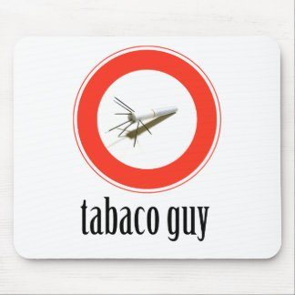 tabaco-guy mouse pad