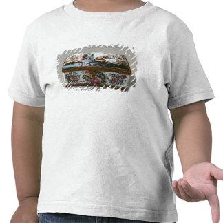Tabaquera, c.1750 camiseta