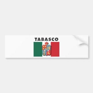 Tabasco Bumper Sticker