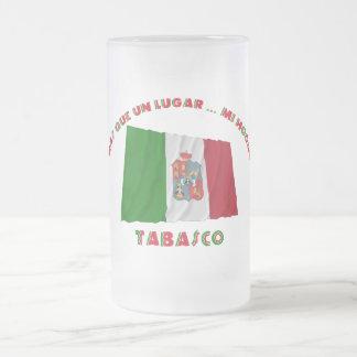 Tabasco - Más Que un Lugar ... Mi Hogar Coffee Mugs