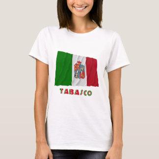 Tabasco Waving Unofficial Flag T-Shirt