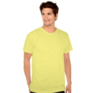 Tabata en la camiseta de American Apparel del limó