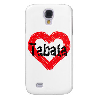 Tabata Galaxy S 4 Cover