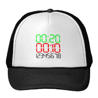 Tabata Time Trucker Hat