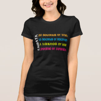 Tabata Workout T-Shirt