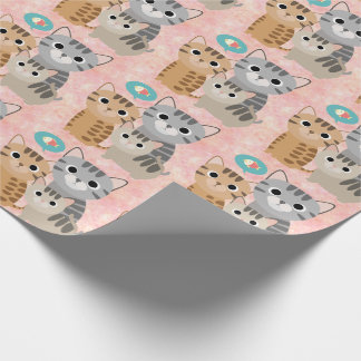 Tabby Cat All Occasion Wrapping Paper