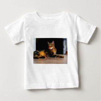 Tabby cat Baby T-shirt