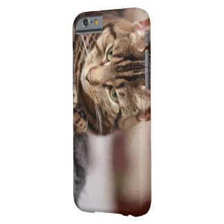 Tabby Cat Barely There iPhone 6 Case