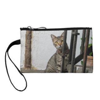 Tabby Cat Change Purse