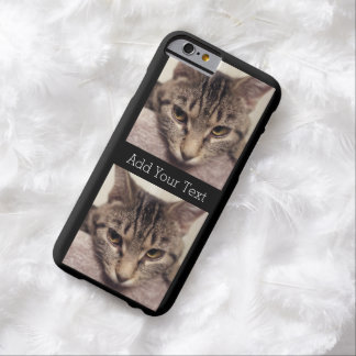 Tabby Cat-Instagram Barely There iPhone 6 Case