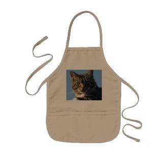 Tabby Cat - Kids' Apron