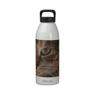 Tabby Cat Oh Tabby Cat Reusable Water Bottle
